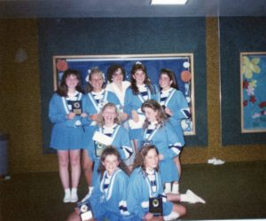 1991 Cheerleader424