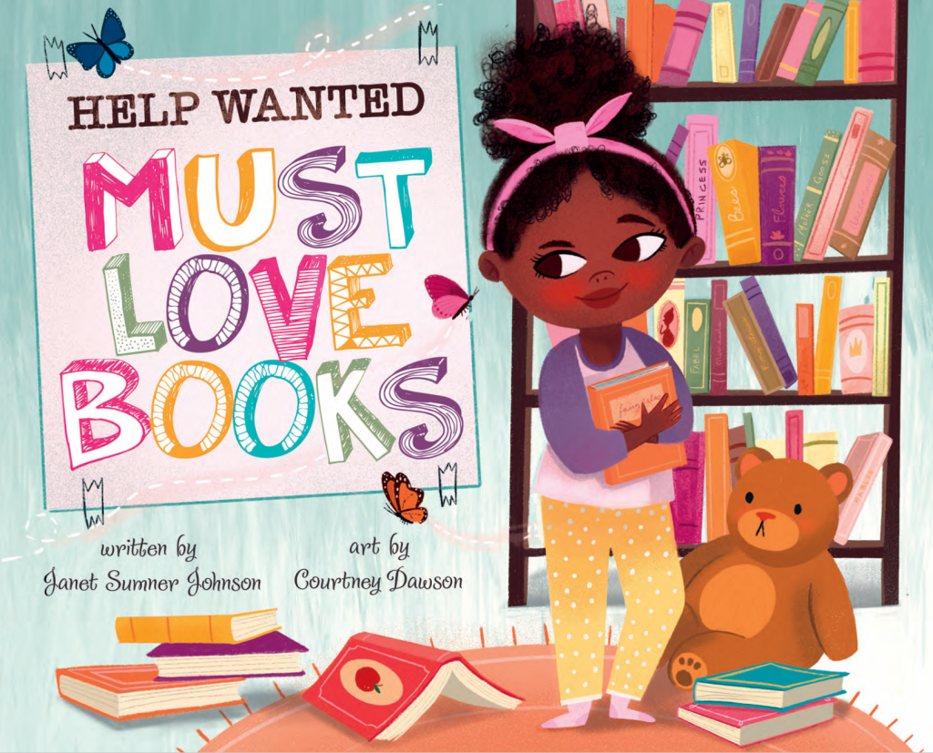 Cover for Help Wanted: Must Love Books